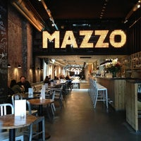 Photo taken at Mazzo by Cindy C. on 2/25/2013