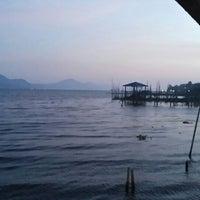 Photo taken at Danau Tondano by M. F. on 10/7/2015