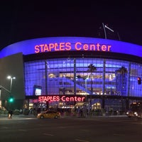 Photo taken at Staples Center by GG on 10/20/2013