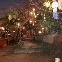 Photo taken at Akha River House by Risa K. on 2/7/2014