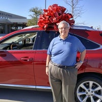 Photo taken at Park Place Lexus Plano by Paul W. on 1/3/2016