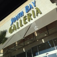 Photo taken at South Bay Galleria by Taylor V. on 8/2/2013