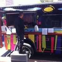 Photo taken at Wheelie Gourmet by Bart B. on 10/17/2012