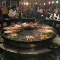 Photo taken at HuHot Mongolian Grill by Bart B. on 1/20/2013