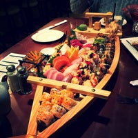 Photo taken at Nagoya Japanese Steakhouse & Sushi by Dean on 1/18/2016