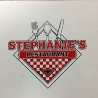 Photo taken at Stephanie's Homestyle Restaurant by T. R. on 6/28/2013