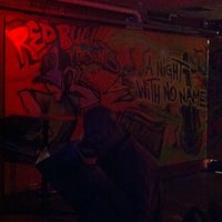Photo taken at Zebra Cocktail Lounge by Steve B. on 3/14/2014