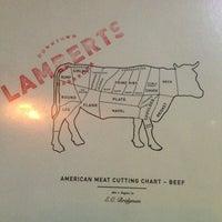 Photo taken at Lambert's Downtown BBQ by john m. on 3/12/2013