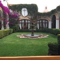 Photo taken at Posada Del Virrey by Jesie A. on 2/13/2015