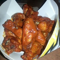 Photo taken at Buffalo Wild Wings by Aaron H. on 11/10/2012