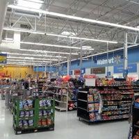 Photo taken at Walmart Supercenter by Ben M. on 1/28/2013