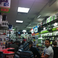 Photo taken at Gamestop by Mando on 12/22/2012
