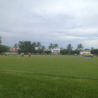 Photo taken at Canchas ejidal las juntas by Guillermo G. on 9/5/2013