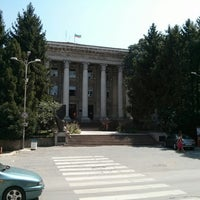 Photo taken at Русенски университет (University of Ruse) by Victoria T. on 8/6/2013