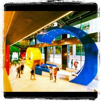 Photo taken at Google YouTube by Luxury D. on 8/15/2013