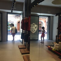 Photo taken at AS Roma Store by Jairo M. on 7/31/2016