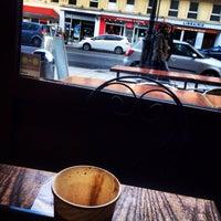 Photo taken at Columbus Café by Jairo M. on 12/29/2013