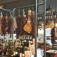 Photo taken at Jamie's Italian by Kıral K. on 5/1/2014