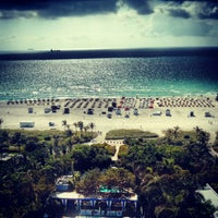 Photo taken at Shore Club by Omid A. on 5/18/2013