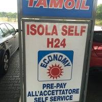 Photo taken at Area di Servizio Drove Ovest by liberalia ♛. on 7/24/2016