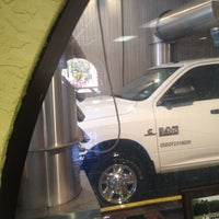 Photo taken at Hacienda Car Wash by David H. on 11/1/2014