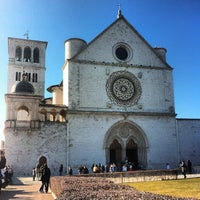 Photo taken at Basilica di San Francesco by André d. on 3/3/2013