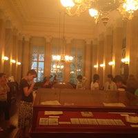 Photo taken at Athenaeum of Philadelphia by Lizzie O. on 8/22/2013