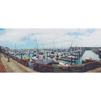 Photo taken at Fisherman's Wharf Parking by Robert T. on 5/10/2015