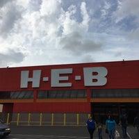 Photo taken at H-E-B by Scott B. on 11/25/2016