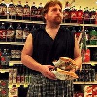 Photo taken at Giant Eagle Supermarket by John W. on 11/1/2013
