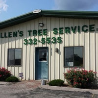 Photo taken at Allen's Tree Service, Inc. by Tony S. on 8/13/2013