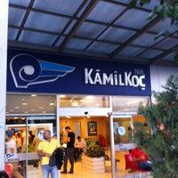Photo taken at Kâmil Koç Alibeyköy Terminali by CeM T. on 9/3/2013