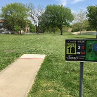 Photo taken at Jones Park Disc Golf Course by Ryan G. on 5/12/2015