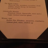 Photo taken at Meritage Restaurant & Wine Bar by Joseph D. on 12/31/2014
