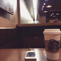Photo taken at Starbucks Coffee by Oreo V. on 8/16/2015
