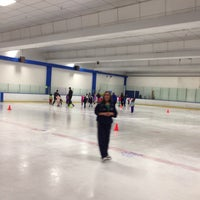 Photo taken at Ice Center by Olivier P. on 3/15/2014