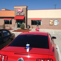 Photo taken at Dairy Queen by Kyle R. on 10/21/2012