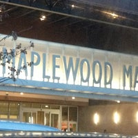 Photo taken at Maplewood Mall by Baily B. on 3/3/2013