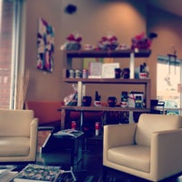 Photo taken at Edge Coffee by Katie W. on 12/14/2012