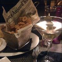 Photo taken at Bar Dupont by Nikki R. on 1/3/2013