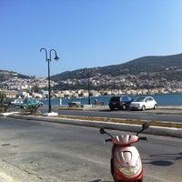 Photo taken at Aeolis Hotel by Tasos P. on 8/14/2013