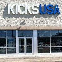 Photo taken at KicksUSA by KicksUSA on 4/30/2015
