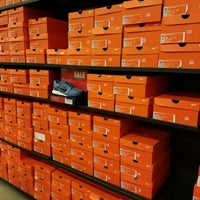 Photo taken at Nike Factory Store by Andrew H. on 7/17/2016