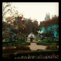 Photo taken at Atlanta Botanical Garden by Roy M. on 12/15/2012