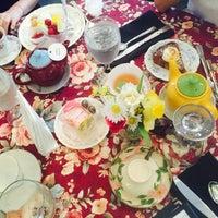 Photo taken at Cozy Tea by Ekaterina on 8/19/2015