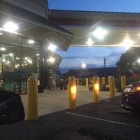 Photo taken at GATE Gas Station #1199 by Ekaterina on 7/22/2016