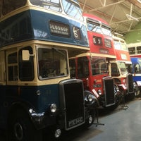 Photo taken at Museum of Transport, Greater Manchester by Kaya İ. on 9/28/2016