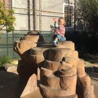 Photo taken at Presidio Heights Playground by Ruslan A. on 2/14/2016