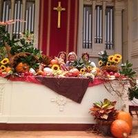 Photo taken at Second Presbyterian Church by Marjorie B. on 11/21/2015