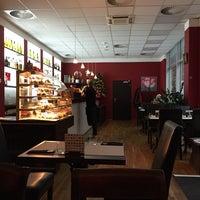 Photo taken at Cafe Pavlína by Šáfa . on 11/27/2014